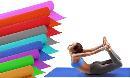 Colchoneta para fitness, yoga y gimnasio