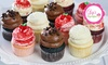 Gigi's Cupcakes - Omaha - West Omaha: Regular or Mini Cupcakes at Gigi's Cupcakes - Omaha (Up to 40% Off)