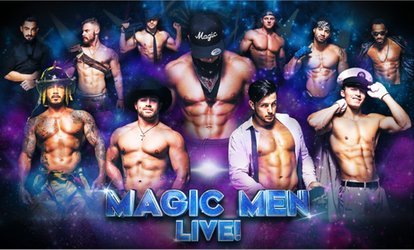 image for Magic Men Live!: The Official 2018 Tour on Saturday, June 2, Doors Open at 7 p.m.