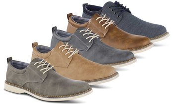 Members Only Men's Casual Oxfords
