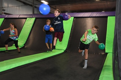 One, Two or Four Jumps or Birthday Party at Just Jump Trampoline Park - Panama City Beach (Up to 33% Off)