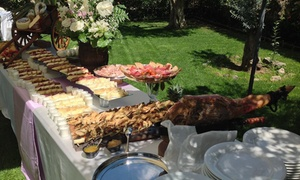 Fashion Food: Buono sconto fino a 1500 € per catering matrimonio da Fashion Food (sconto fino a 91%)