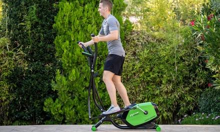 Bicicletta ellittica Eco De® con sistema a pedalata magnetica