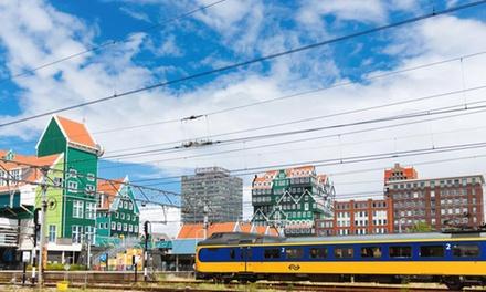 Ámsterdam: habitación confort o suite para 2 con desayuno y parking en Best Western Zaan Inn