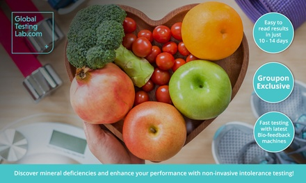 Nutrition, Vitamin & Mineral Deficiency Tests from $19 (Up to $86 Value)
