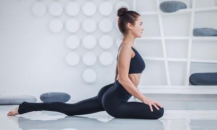 10 lezioni per 1 o 2 persone di Yoga, Pilates, Danza Nia o Ginnastica Dolce in zona Loreto (sconto fino a 92%)