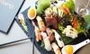 Yang Sushi and Fusion - Milano: Sushi à la carte con dolce e bottiglia di vino per 2 persone da Yang Sushi and Fusion in zona Isola (sconto fino a 44%)