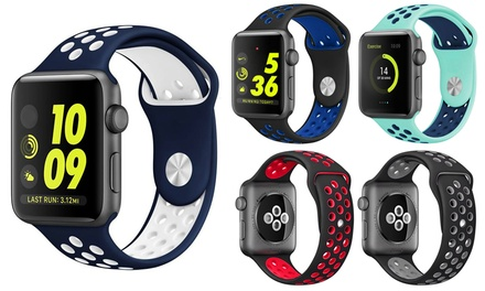 Correas deportivas de repuesto para Apple Watch