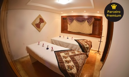 2 horas de day spa especial para casais com ofurô no Espaço Zen Spa – Asa Lago Norte