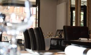 Jeanty 's: Délicieux menu en 4 services avec chateaubriand à partir de 49,95 € chez Jeanty's