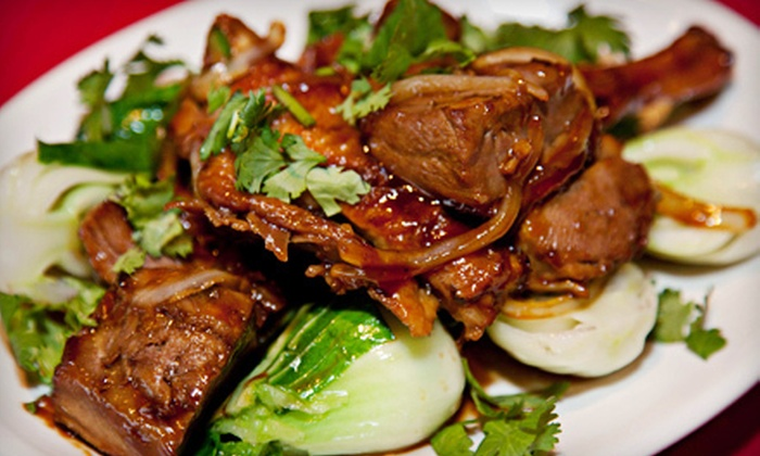 Chinese Mirch - Edgewater: Chinese-Indian Dinner for Two or Four at Chinese Mirch (Up to 62% Off)
