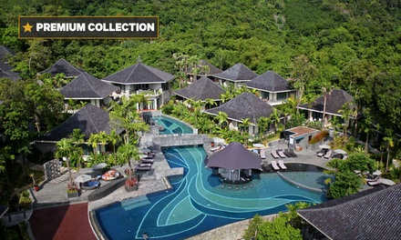 Thailand, Phuket: 5-, 7-, or 10-Night Escape for Two People with Daily Breakfast and 1 Dinner at Mandarava Resort & Spa
