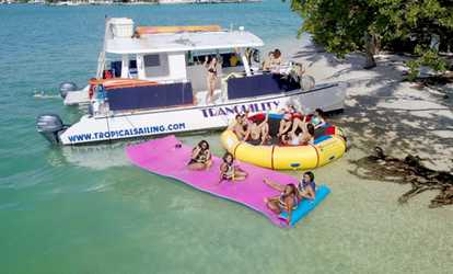 Image Placeholder For 35 A 3 Hour Weekday Island Adventure Miami Day Cruise And Tour