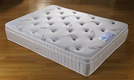 Cashmere Pocket Mattress