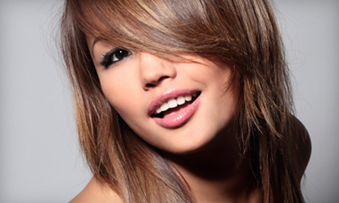 Salon Dion - Marysville: $35 Worth of Hairstyling Services