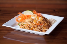 $14 for $25 Towards Thai and Lao Dinner Menu for Two at Sunee's Thai Restaurant