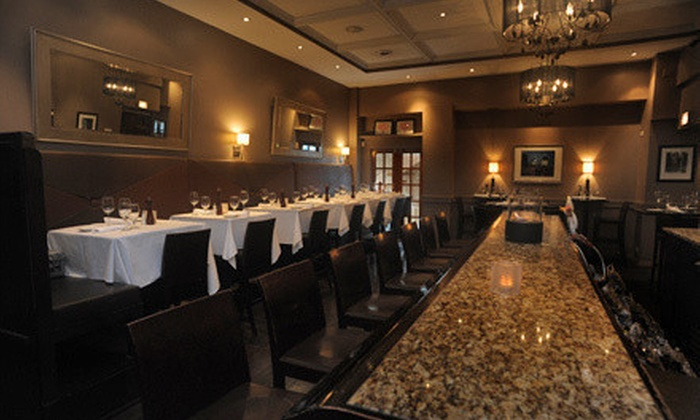 "Kinzie Chophouse - Near North Side: $35 for Cocktail Tasting with Hors d'oeuvres ""Spirits of Winter Soiree"" on Fri., January 25, at 5:30 p.m. ($70 Value)"