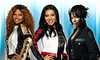 Old School Party Jam feat. Salt N Pepa with DJ Spinderella - Rabobank Arena: Old School Party Jam featuring Salt-N-Pepa with DJ Spinderella and Coolio on Friday, September 16, at 7:30 p.m.