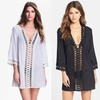 Women's Lace V-neck Cover-Up