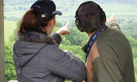 Clay Pigeon Shooting, One-Year Membership and Breakfast for One or Two at Cloudside Shooting and Sporting Club (75% Off)