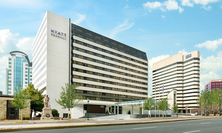 Stay at the 4-Star Hyatt Regency Bethesda in Maryland