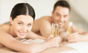 LA MAISON DE L'AMOUR BRESCIA: Percorso Spa naturista di coppia illimitato con massaggio, bottiglia di Prosecco e privè a La Maison de l'Amour