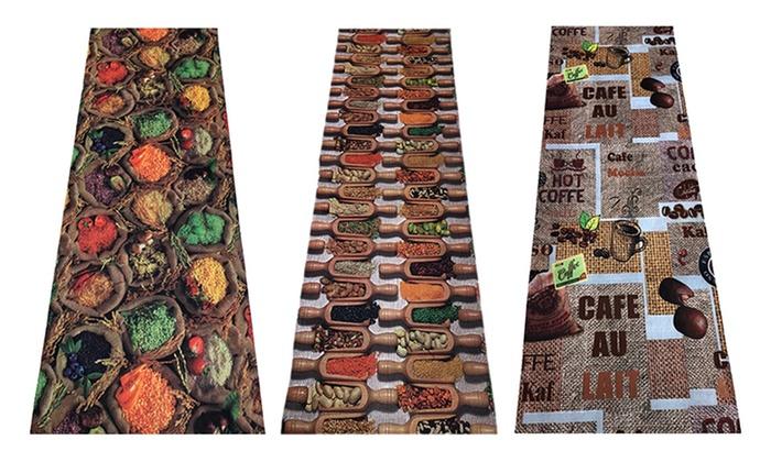 Passatoia per cucina groupon goods - Passatoia cucina antiscivolo ...