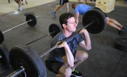 $75 for Three Months of CrossFit Classes at 39th Street Strength & Conditioning ($420 Value)
