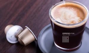 Espresso Store: Buono sconto del valore di 20 € su capsule e cialde compatibili e tanti altri prodotti sul sito Espresso Store