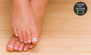 Simone Podologia: Simone Podologia – Vila Santo Antônio: 1, 2 ou 3 visitas com tratamento completo dos pés