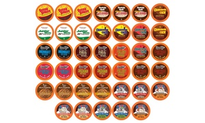 Two Rivers Hot Cocoa Single-Serve Coffee Cups Sampler Pack (40-Count)