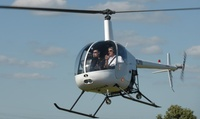 30-Minute One-to-One Helicopter Flying Lesson at Flying Pig Helicopters (50% Off)