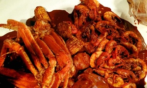 33% Off Southern Seafood and Sides at Crab & Claw at Crab & Claw - Carrollton, plus 9.0% Cash Back from Ebates.