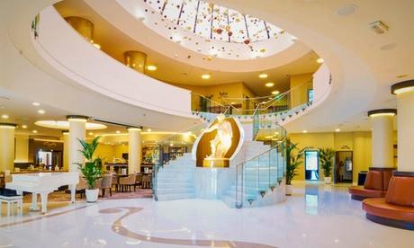 Praga: habitación doble clásica o habitación doble para 2 personas con desayuno en el hotel de 4* Don Giovanni