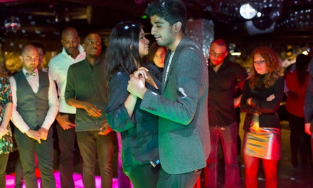 Two, Five or Ten OneHour Kizomba Classes for Beginners at Kizomba Addiction