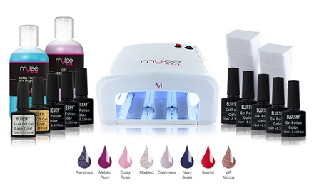 BlueSky UV Nail Kit from £16.99