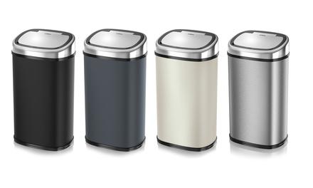 Automatische vuilnisbak met sensor T80900 van Tower, 58 L, in kleur naar keuze