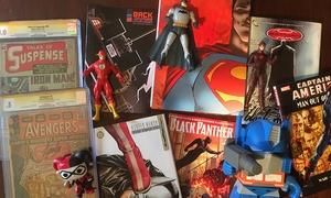 Geoffrey's Comics: Up to 50% Off Comic Books at Geoffrey's Comics