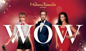 Madame Tussauds: Madame Tussauds 2-for-1 Offer - Two Adults for $42 and Two Children for $29.50, Darling Harbour (Up to $84 Value)