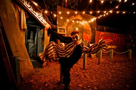 Up to 49% Off Admission to Field Of Screams Maryland at Field Of Screams Maryland, plus 6.0% Cash Back from Ebates.
