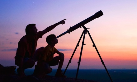 $19 for an Online Intro to Astronomy Course from International Open Academy ($99 Value)