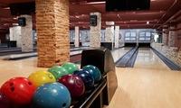 2 Std. Bowling inkl. 2x oder 4x Holzofen-Pizza für bis zu 4 oder 8 Personen bei BOB'S Rock & Bowl (bis zu 51% sparen*)