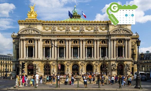 Villa opera drouot a paris ile de france groupon getaways for Soggiorno a parigi