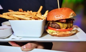 Bar-Cöde Restaurant & Lounge: Contemporary American Dinner Cuisine for Two or Four at Bar-Cöde Restaurant & Lounge (Up to 54% Off)