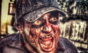 Zombie School: Four-Hour Zombie-Themed Experience for Two or Four at Zombie School (50% Off)