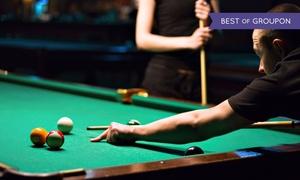 12ft Billard Club: 2 godziny gry w bilard od 23,99 zł i więcej opcji w 12ft Billard Club (do -52%)