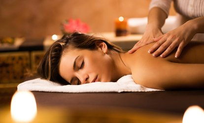 image for Back Treatment with Face, Neck, Shoulder and Arms Massage and Facial at Bodyline Plus (66% Off)