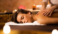 Back Treatment with Face, Neck, Shoulder and Arms Massage and Facial at Bodyline Plus (66% Off)