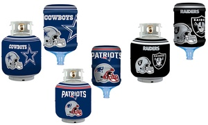 NFL Bottle Skinz 5-Gallon Water Cooler/Propane Tank Cover