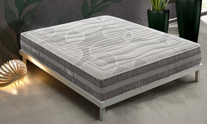 Materassi Clouds Memory Foam.Up To 68 Off Body Cloud Memory Mattress Groupon